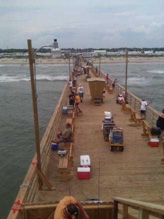 Bogue Fishermen's pier